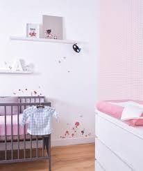 tapisserie chambre bébé papier peint pour chambre bebe fille bacbac en gris et 17