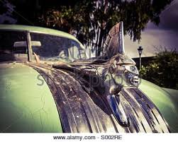 1951 pontiac chieftain ornament classic vintage american