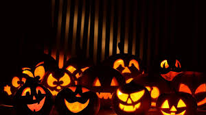 wallpaper halloween happy simple dark text desktop wallpaper