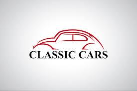 first volkswagen logo classic car logo template logo templates creative market
