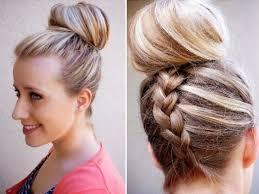 braided crown hairstyles for long thin hair