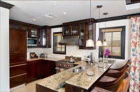 Gourmet Kitchen Design Gourmet Kitchen White Wooden Kitchen Cabinet With Small Viking
