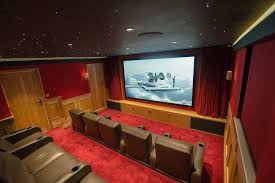 home movie theater screen home cinema with bespoke fortress seating finite solutions