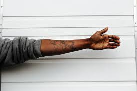 World Map Tattoo Left Human Hand With World Map Tattoo Free Image Peakpx