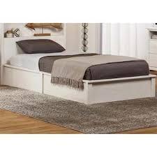 ameriwood home austin twin mates platform bed in ivory coast