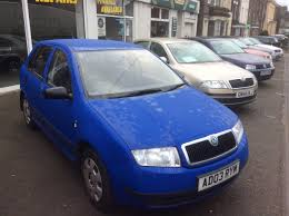 second hand skoda fabia 1 2 classic 5dr for sale in kings lynn