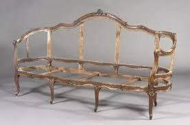 canape louis xv a louis xv walnut canape en corbeille mid 18th century sofa