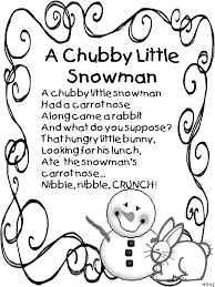 Halloween Alliteration Poems First Grade Wow There U0027s Snow Time Like Winter