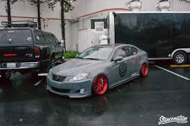 burgundy lexus is 250 slammed gray lexus on red rims cars i u003c3 pinterest tired