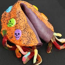 halloween crab giant fortune cookie halloween fright night gigantic fortune