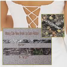 camo ribbon new mossy oak new up satin ribbon 5 8 camo ribbon camouflage