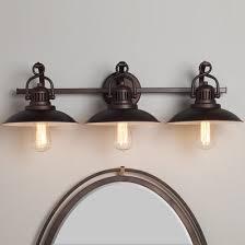 Rustic Bathroom Sconces Industrial Rustic U0026 Farmhouse Bath Lighting Shades Of Light