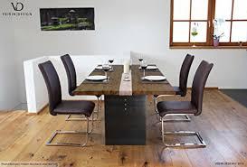 designer esstisch esstisch manhattan nussbaum amerik massiv 180 x 90 cm designer