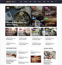 drupal themes latest 17 new drupal themes templates released in january 2016 free