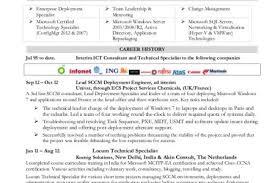 How To Put Resume On Linkedin Linkedin Resume Examples Sample Resume On Linkedin Sample Resume
