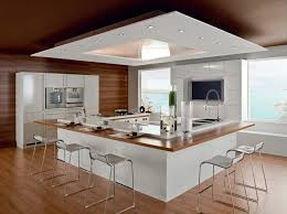 ilot cuisine avec table coulissante chambre enfant table ilot cuisine sikel dimension ilot central