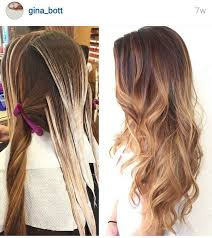 how to ambray hair best 25 balayage technique ideas on pinterest baylage technique