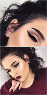 Cool Makeup Designs Best 25 Cut Crease Tutorial Ideas On Pinterest Cut Crease