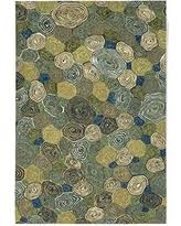 Coil Rug Boo Tiful Sales On Liora Manne Mystic Iii Large Coil Rug 5 U0027 By 8