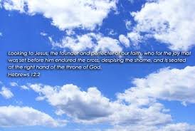 bible verses about joy hebrews 12 2 hd wallpaper free download