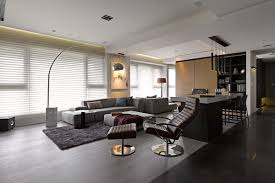 millimeter interior design creates luxury urban bachelor pad