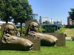 new sculptures at the minneapolis sculpture garden live u0026 love mn