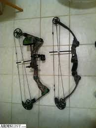 armslist for sale 2 bows for sale fred instinct