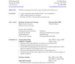 resume for nursing internship sle nursing student resume template free sle templates resumes for