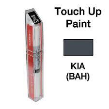 kia oem brush u0026pen touch up paint color code bah vintage blue
