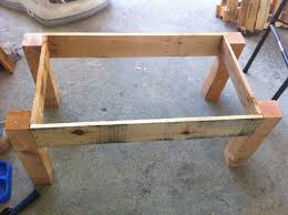 coffee table coffee table pallet with hidden storage plans diy