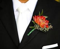 Wedding Boutonniere 37 Fall Wedding Boutonnieres For Every Groom Happywedd Com