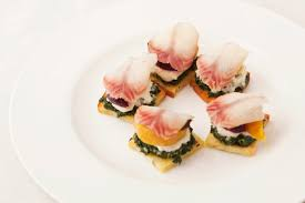 dining canapes recipes canapé recipes great chefs