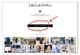 Bowerpowerblog How To Use Liketoknow It Tapatalk
