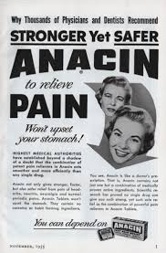 How Strong Is Southern Comfort Anacin Ad From The November 1955 Issue Of Coronet Magazine Ad