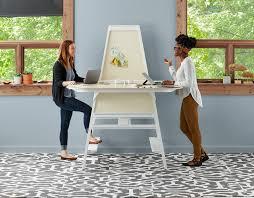 Modular Desks Office Furniture Bivi Modular Office Desk System Features Turnstone