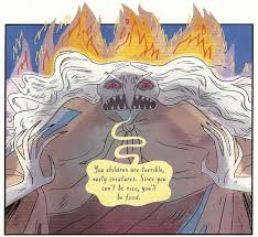 best graphic novels for halloween san jose public library