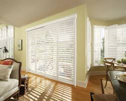 window treatment for sliding glass doors