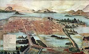Teotihuacan Map Mexico 1628 Juan Gomez De Trasmonte Y Altiplano Df Pinterest