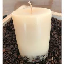coffee bean candle coffee bean and lemon grass candles