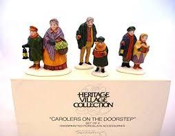 carolers figurines