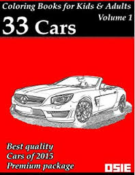 luxury cars coloring book dover history coloring book amazon