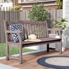 front porch bench ideas outdoor benches you ll love wayfair