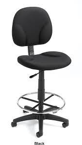 Adjustable Drafting Chair Boss B1690 Armless Adjustable Height Drafting Chair
