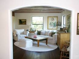 Cottage Style Homes Interior Interior Rustic Style Cottage Living Room Concept Decor