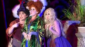hocus pocus halloween costume hocus pocus at mickey u0027s not so scary halloween party youtube