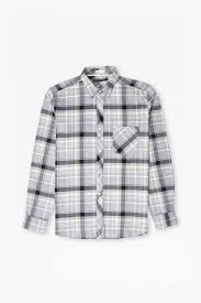 Tartan Ijolite Grindle Tartan Shirt Collections French Connection