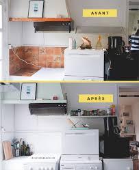 cuisine avant apr鑚 avant après ma cuisine du dimanche