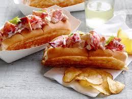 Lobster Roll Recipe   lobster rolls recipe food network kitchen food network