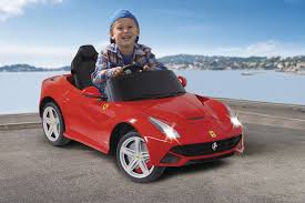 ferrari electric car ferrari berlinetta 12v kids ride on car cars childs electric