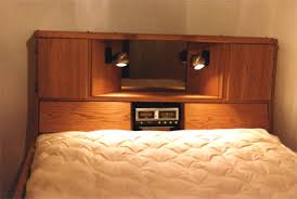 queen headboard with storage and lights creative designs headboards with shelves and lights wall units